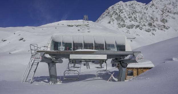 """Las estaciones francesas se preparan para lo peor: una temporada de esquí """"en blanco"""""""