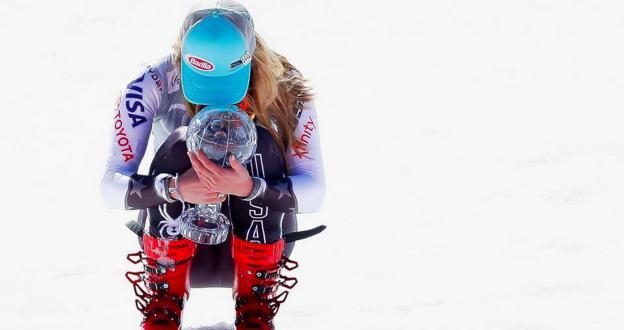 """¿Sabías qué Mikaela Shiffrin…? Los 10 """"secretos"""" públicos de la Campeona del Mundo de esquí"""