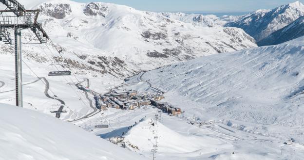 Grandvalira confirma su apertura parcial para el sábado con una tarifa especial de 40 €