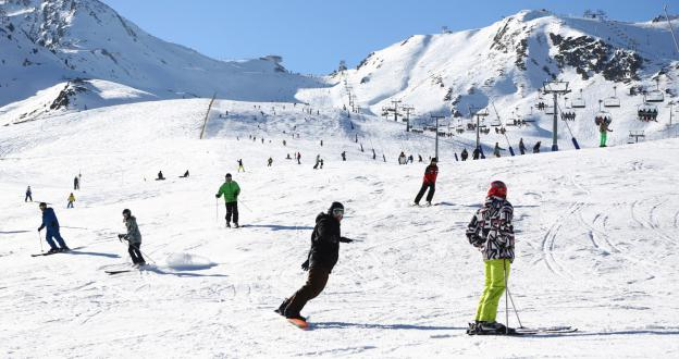 Grandvalira muestra su satisfacción con los 34.815 esquiadores recibidos durante el Puente