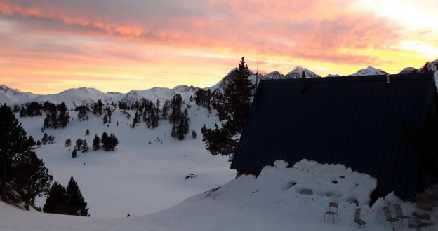 Más controles terrestres y aéreos para que nadie se salte el confinamiento en los Pirineos