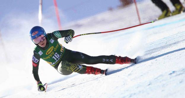 Mikaela Shiffrin ya gana en 2020! consigue la victoria en el descenso de Bansko
