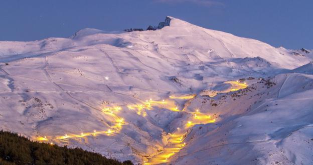 Sierra Nevada firma la segunda mejor temporada de su historia con más de un millón de usuarios