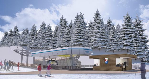 Más cerca de ser realidad el área de esquí más grande del mundo: 1.300 km y 500 remontes
