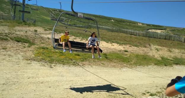 La Covatilla se suma al verano abriendo el telesilla para los turistas