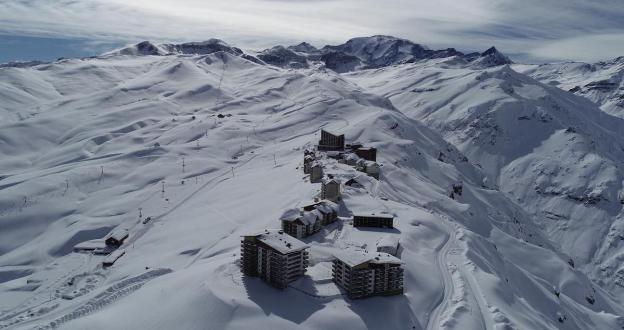Valle Nevado inicia un proceso de reorganización concursal para poder seguir operando