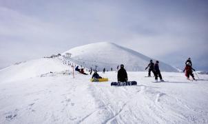 Valdezcaray prolonga la temporada de esquí hasta el próximo domingo 14 de abril