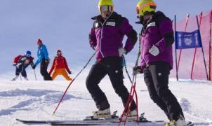 Todo a punto para los Campeonatos del Mundo de esquí APLI IPC en La Molina