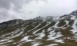 Qué diferencia con las navidades pasadas: Más nieve y el doble de estaciones abiertas