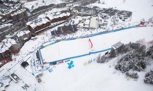 A 100 días de las Finales de la Copa del Mundo de esquí alpino en Andorra