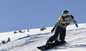Las Copas del Mundo de para-snowboard y de esquí adaptado IPC llegan a La Molina en marzo