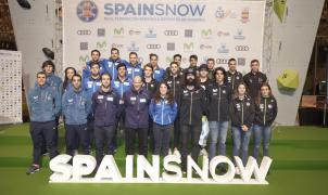 La RFEDI presenta los 26 deportistas de sus equipos para esta temporada en Expotural