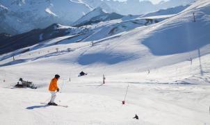 Las estaciones de Aramón presentan 304 kilómetros esquiables para este fin de semana