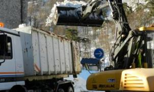 Barèges. Despues de la nieve... el tsunami