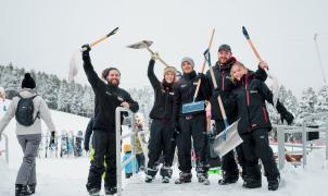 """El """"drama"""" de los temporeros de las estaciones de esquí de Andorra para volver a sus países"""