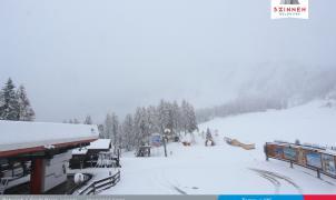 Italia avanza hacia la primera macro estación de esquí interconectada con Austria