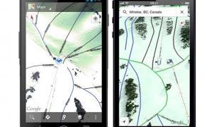 Google Maps ahora también te ayudará a esquiar
