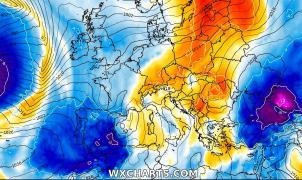 Snow Alert: Las nevadas podrían llegar a la Península en una semana