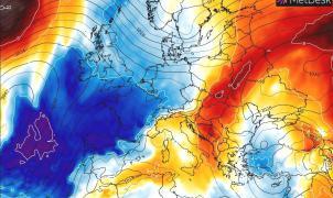 Alerta Meteo: La gota fría impacta con fuerza en España con nieve incluida