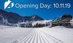 A-Basin se anticipa a Keystone y ayer inauguró la temporada de esquí de América del Norte