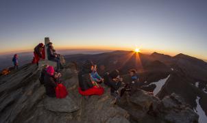 Sierra Nevada cierra la temporada de verano con actividades de naturaleza y un 2x1 en remontes