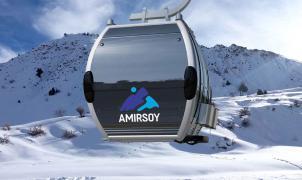 Pas Grau International abre una nueva estación de esquí de Uzbekistán