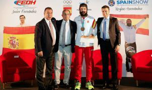La RFEDI y la RFEDH apoyan la candidatura olímpica Pirineos-Barcelona 2030