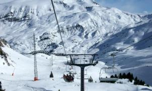 Las estaciones de Aramón presentan 307 kilómetros esquiables para este fin de semana