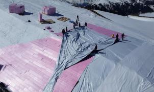 Las granjas de nieve, ¿la solución para que las estaciones de esquí puedan abrir a la carta?