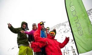Lugares de Nieve participa en la QUEDADA SAINT LARY-semana santa 2013, apúntate!