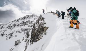 Cita obligada este viernes en Ordino Arcalís con la disputa del Freeride World Tour
