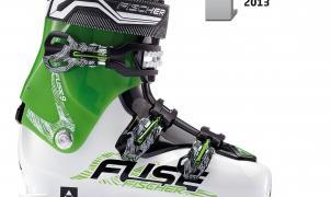 "La bota de esquí Fischer Fuse 9 VCF ganadora ""ISPO AWARD GOLD"""