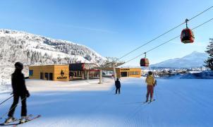 """Kitzbühel culmina su """"plan renove"""" con un nuevo telecabina más moderno y """"limpio"""""""