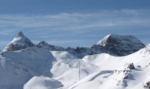 Aragón inicia los trámites para la unión de las estaciones de esquí y conseguir un dominio de 210 km