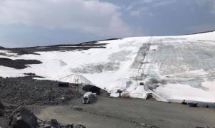 Las estaciones de esquí de verano de Noruega luchan por permanecer abiertas
