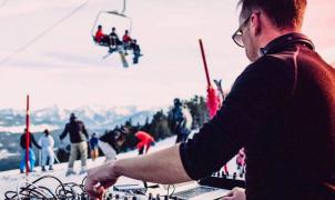 El mejor festival de música electrónica itinerante de Francia llega a Luchon-Superbagnères