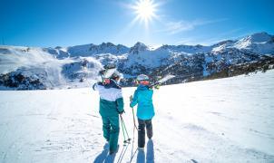 """La nueva normalidad llega a los """"Ski Resorts"""""""