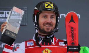 Marcel Hirscher gana el slalom de Saalbach y con 63 victorias va camino de récord