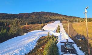 Ruka, Levi y Kvitfjell son las primeras estaciones de Europa sin glaciar en estrenar la temporada