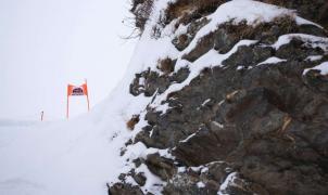 Un esquiador fallecido en la famosa pista de competición Lauberhorn en Wengen