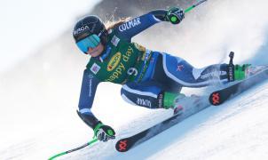Alice Robinson, la sensación del esquí del momento, se lesiona y debe tomarse un descanso