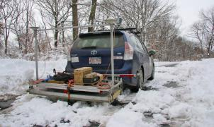 """Un nuevo sistema permite a los coches """"ver"""" a través de la nieve y la niebla"""