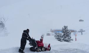 Imágenes y vídeos de la nevada en la Península! Hasta 60 cm en Grand Tourmalet