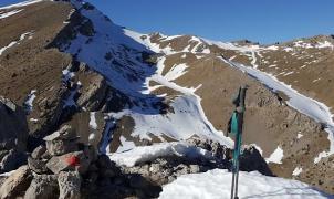 Un esquiador de travesía fallece al caer por un precipicio en la Serra del Cadí