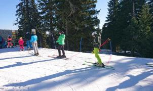 Chequia es el primer país de Europa que se reabre al esquí