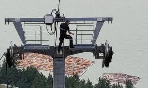 Alerta máxima en las áreas de esquí de Canadá después del presunto sabotaje en Squamish