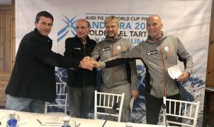 La FIS puntúa con nota los preparativos de las Finales de la Copa del Mundo de Soldeu El Tarter