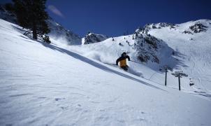 Vallnord encara la Semana Santa con unas condiciones de nieve inmejorables