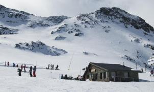 Vallnord registra 8.500 esquiadores diarios en Semana Santa