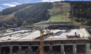 La FIS, satisfecha por los trabajos de la Copa del Mundo en Soldeu-El Tarter